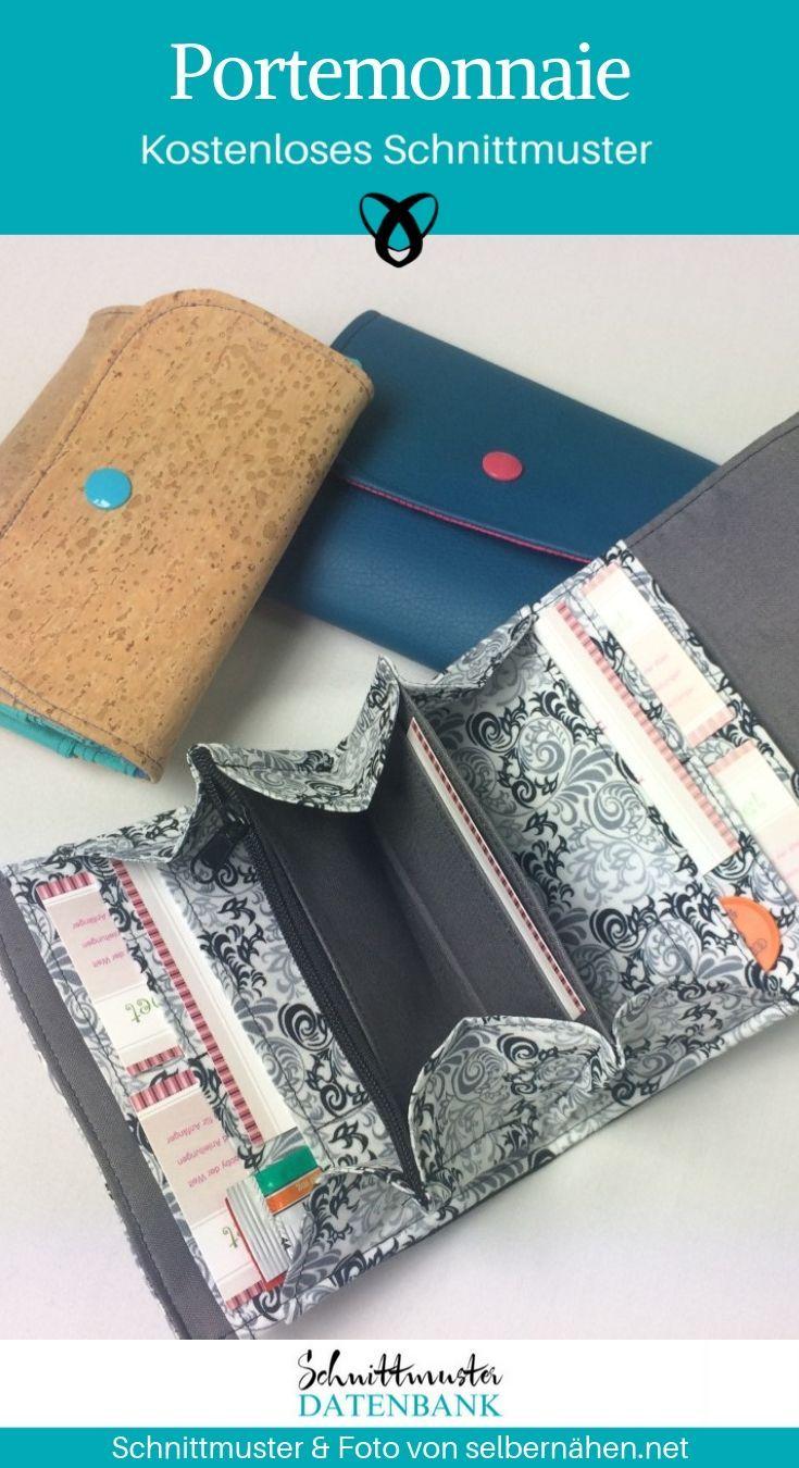 Portemonnaie – Yeah Handmade: DIY Blog über Deko, Geschenke, Stricken & Co