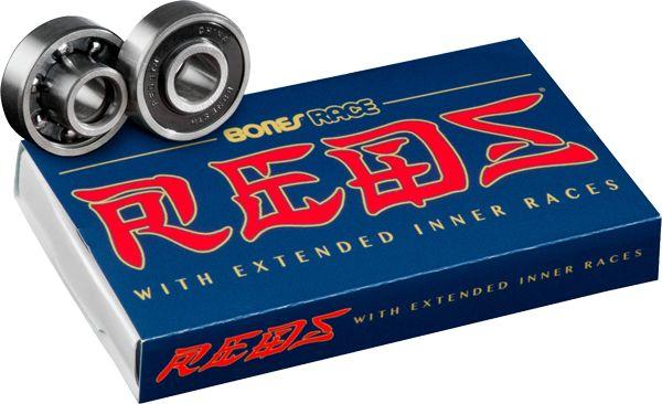 Bones Race Reds Skateboard Bearings