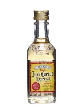 Jose Cuervo Especial (Gold) Tequila Miniature