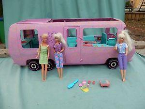 Barbie Camper On Pinterest Barbie Caravan Canned Ham