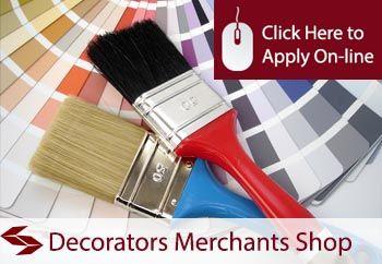 Decorators Merchants Shop Insurance