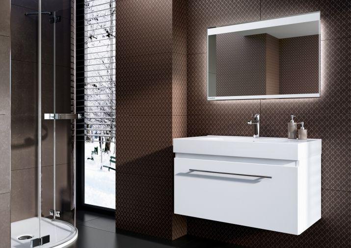 Aquaform - Produkty - Hd collection lustro led pionowe