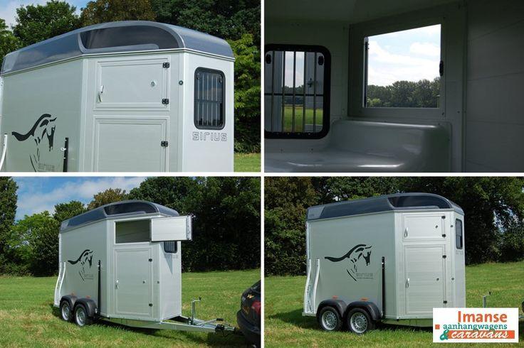 Hoeveel likes voor deze fraaie Sirius paardentrailer S80? Binnenkort verkrijgbaar bij Imanse! http://www.imanse.nl/aanhangwagens/paardentrailers/sirius-paardentrailers/sirius-paardentrailer-s80-binnenkort-verkrijgbaar#utm_sguid=155857,8893df12-6a13-960e-57d3-1dd0f80b8659