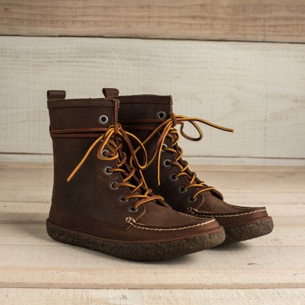 Women's 7-Eyelet Trail Boot - Footwear
