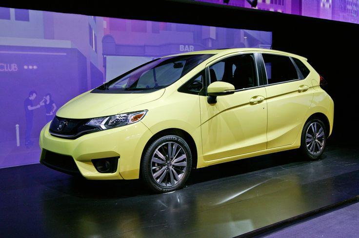2015 honda fit yellow price #2015HondaFit #Car #Autos #Review #Honda #car2015 #Fit #Yellow
