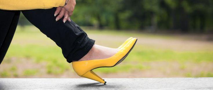 Reduceri la pantofi eleganti dama cu toc mediu piele