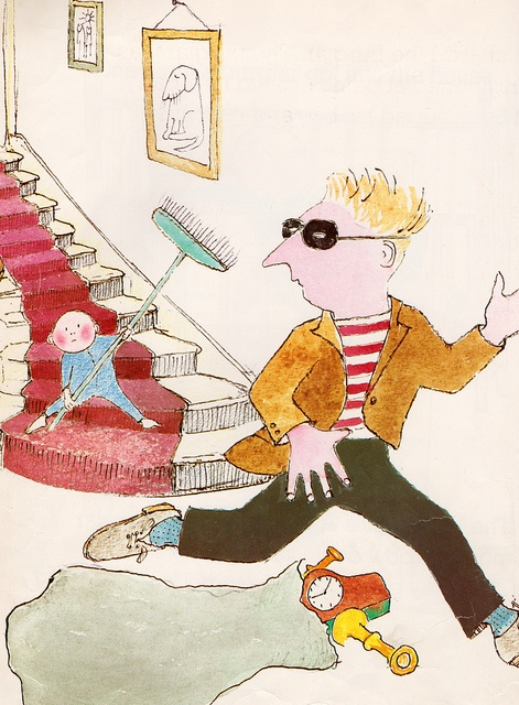 'Avocado Baby', written & illustrated by John Burningham (1982)