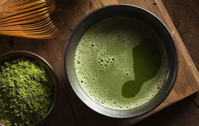 Is It Dangerous to Drink Too Much Green Tea?  http://www.womenshealthmag.com/health/too-much-green-tea
