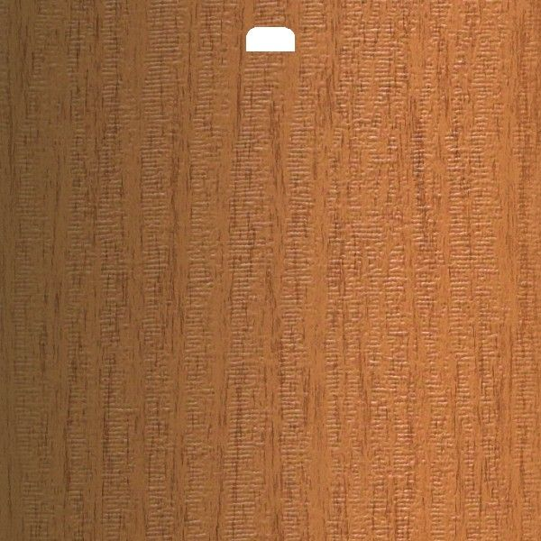 "3 1/2"" Vertical Blind Replacement Slat (Faux Wood Wheat) - $6.99"