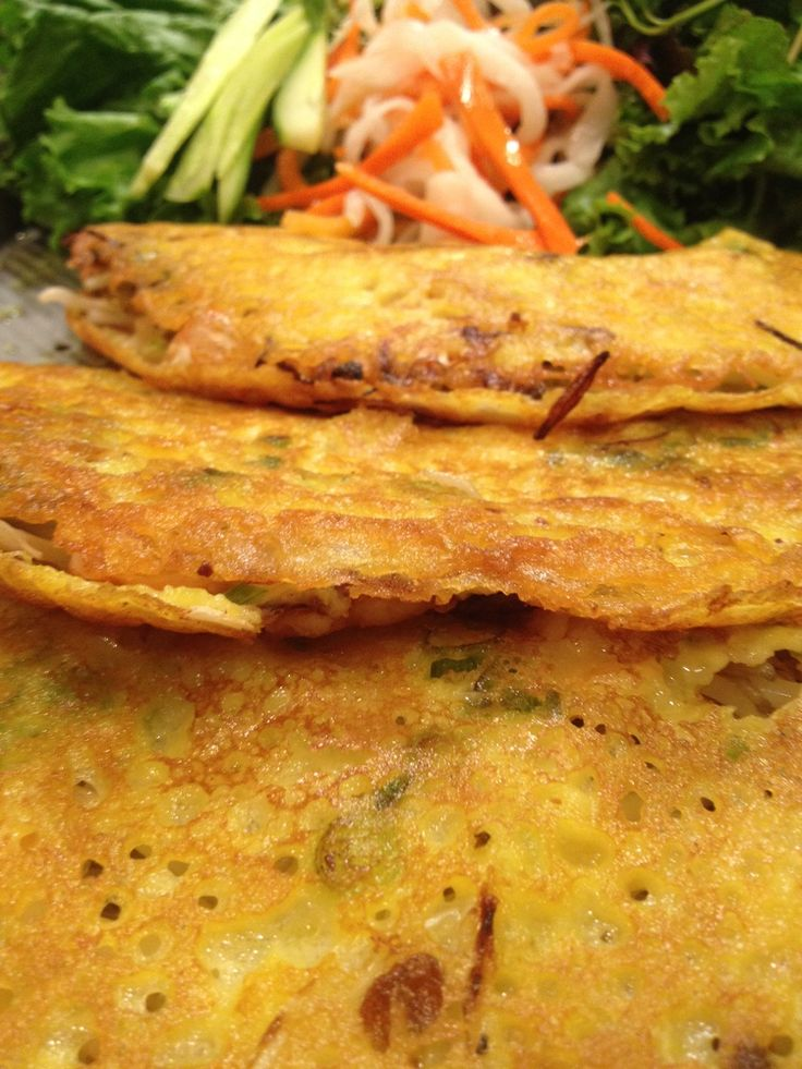 Vietnamese Crispy Crepes (Banh Xeo) — Cathy Ha Cooks