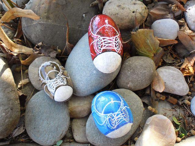 """P'ra lá do Arco Íris: """" Pedras no Sapato"""" Com Carinho para o Artesão Mau..."""