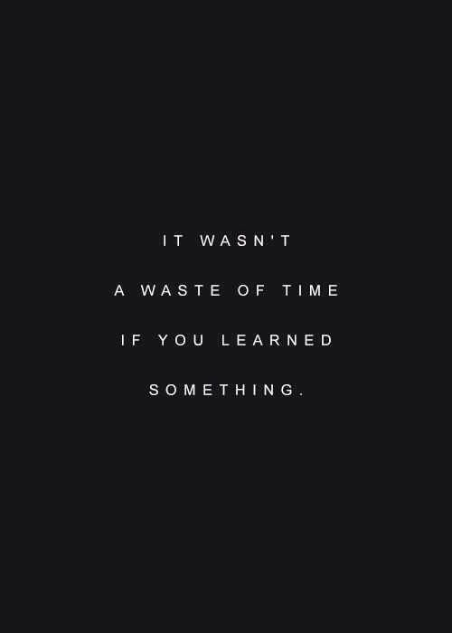 I really need to learn that <3