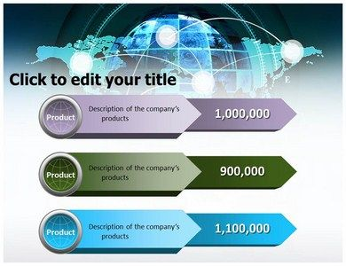 87 best powerpoint templates images on pinterest | templates, role, Presentation templates