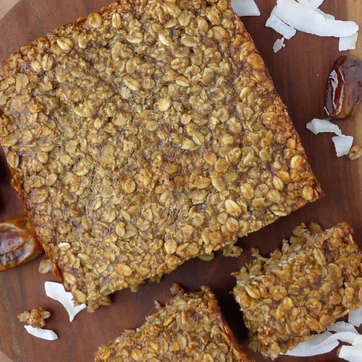 The perfect treat for anyone avoiding gluten, these banana and date flapjacks are gluten-free, dairy-free and refined sugar-free.                                                http://freefromfairy.com/2015/05/banana-date-flapjacks-gluten-free-dairy-free-refined-sugar-free.html