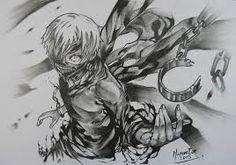 Resultado de imagen para dibujos de tokyo ghoul a lapiz  dibujos
