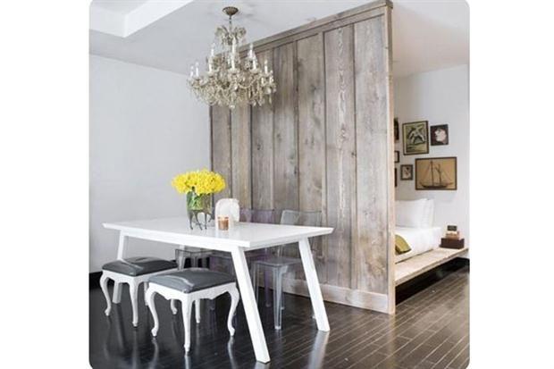 Animate a revestir tus paredes con madera ideas - Revestir paredes con madera ...