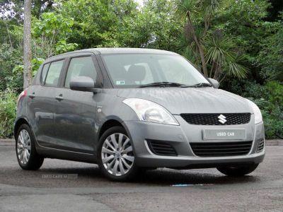 2012 Suzuki Swift 1.2 DDiS SZ3 Hatchback