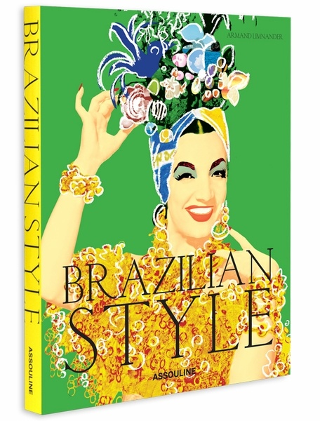 With evocative photography and fast-paced texts by W magazine editor Armand Limnander, Brazilian Style is a curated tour of the most important symbols of modern and traditional Brazil. A fresh and dynamic mix, capturing the culture of one of the most vibrant nations on earth.