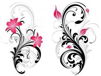 Stargazer Lily Tattoo Samples | Tattoobite.com