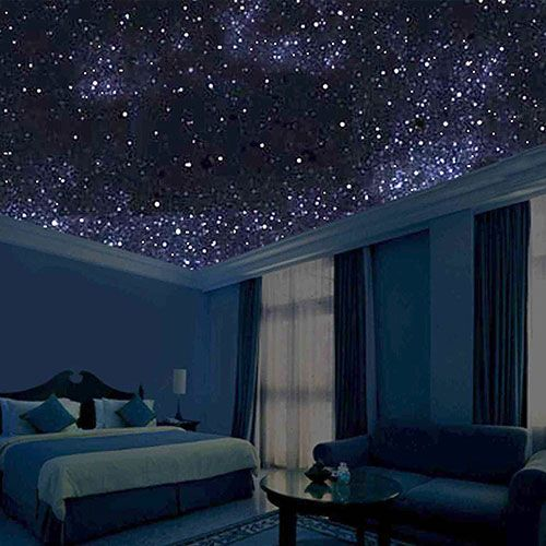 Inspirations For The Best Ceiling Paint In 2019 Resolutions Bedroom Ceiling Galaxy Bedroom