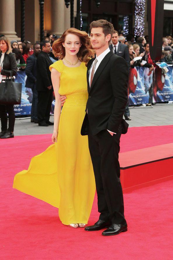 Emma Stone&Andrew Garfield