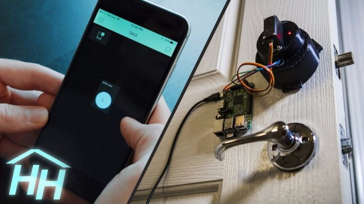You can create an internet-connected smart door lock using your Raspberry Pi 3 single board computer. It can be unlocked over a WiFi connection using a smartphone and a custom app. The DIY procedure for the door lock has been explained by the Hacker House team in their YouTube video.
