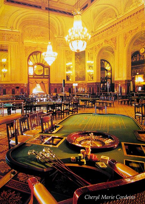 Inside the Casino in Monte Carlo.  NOT Vegas, but beautiful and sophisticated.  James Bond, not The Hangover.  :-)  montecarlo10