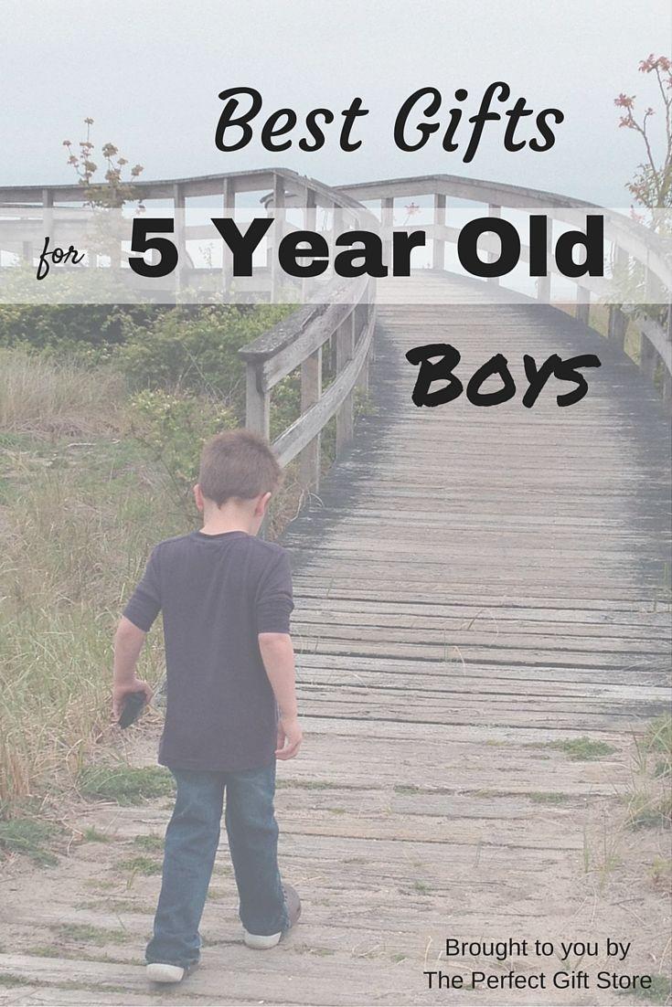 5 year old boy xmas present