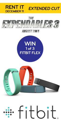 Get in to #Win 1 of 3 #FitBit Flex Wristbands! #fitness #health #competition