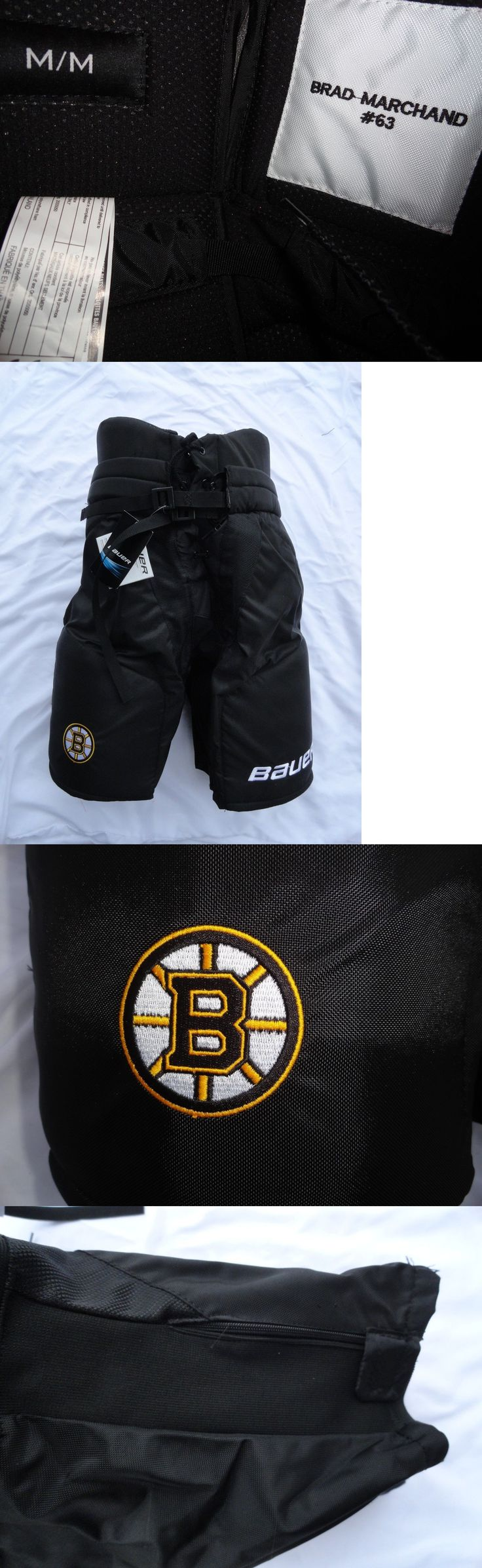 Other Hockey Protective Gear 79767: Pro Stock Hockey Pants Bauer Supreme One95 Nexus1000 BUY IT NOW ONLY: $225.0