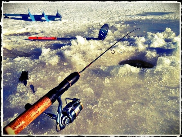 120 best images about fishing camping on pinterest ice for Ice fishing cleats