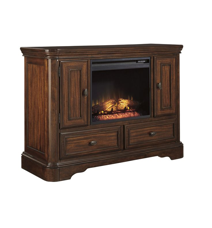 Led Fireplace Tv Stand Ashley Furniture