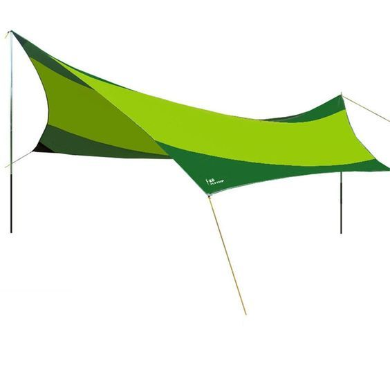Hasika Escapist Tarp Waterproof Lightweight Large Tarp Shelter Screen * Click image to review more details.