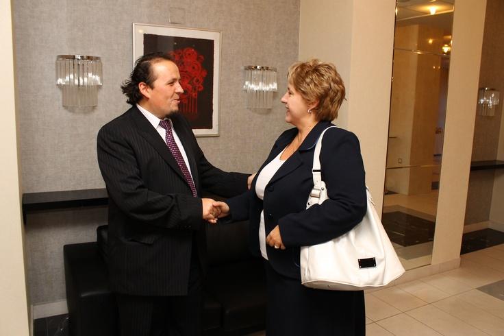 YM 2012 - Ms. Sanda Nan -Adviser of the Romanian National Securities Commission President