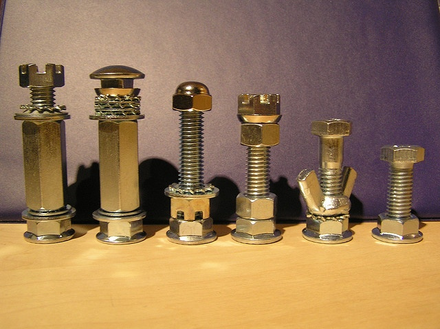 Chess pieces!