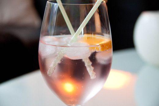 Lillet_Berry und andere Drinks