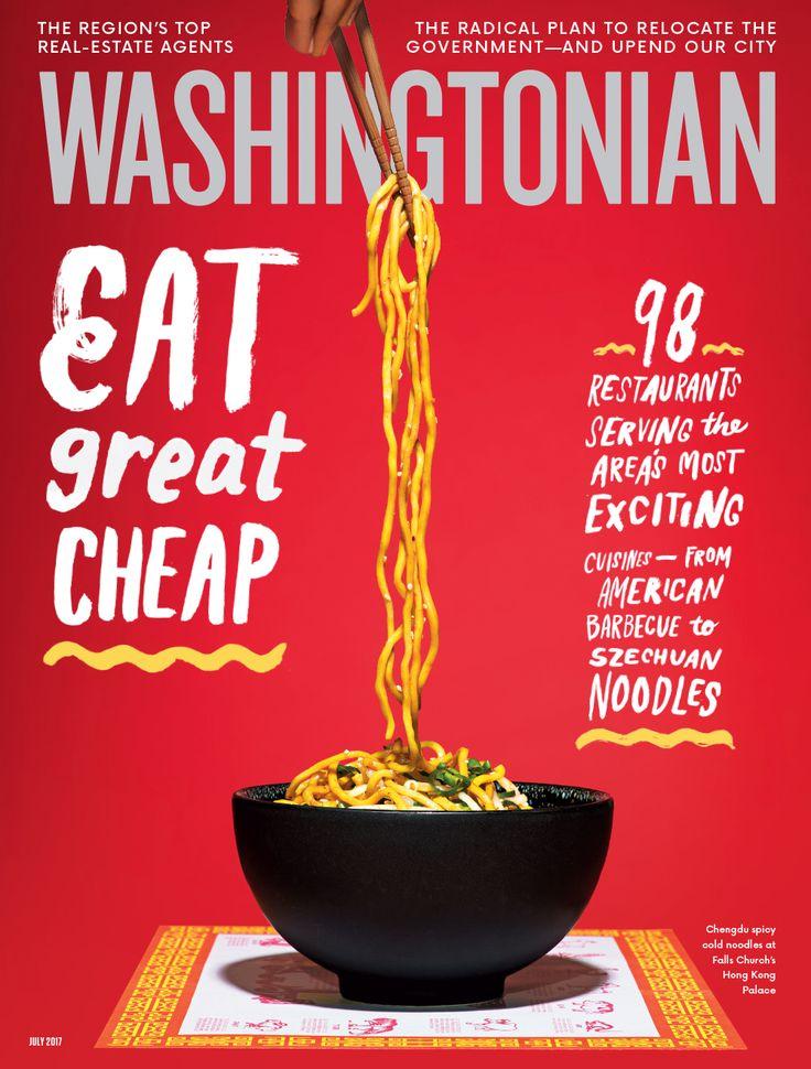 Washingtonian Cheap Eats, July 2017 issue | Washingtonian