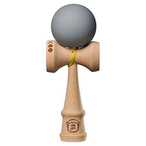 Kendama Usa - Jake Wiens Pro Model - V4 - Moon Rock Grey, 2015 Amazon Top Rated Toy Balls #Toy