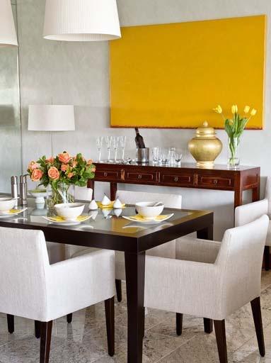 Sala De Jantar Pequena E Barata ~ Hoje trago lindas salas de jantar ,Algumas mais simples e outra mais
