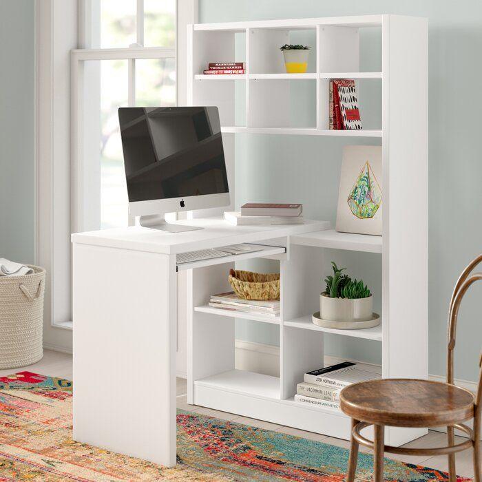 Frome Reversible L Shape Desk L Shaped Desk Furniture Solid Wood Desk