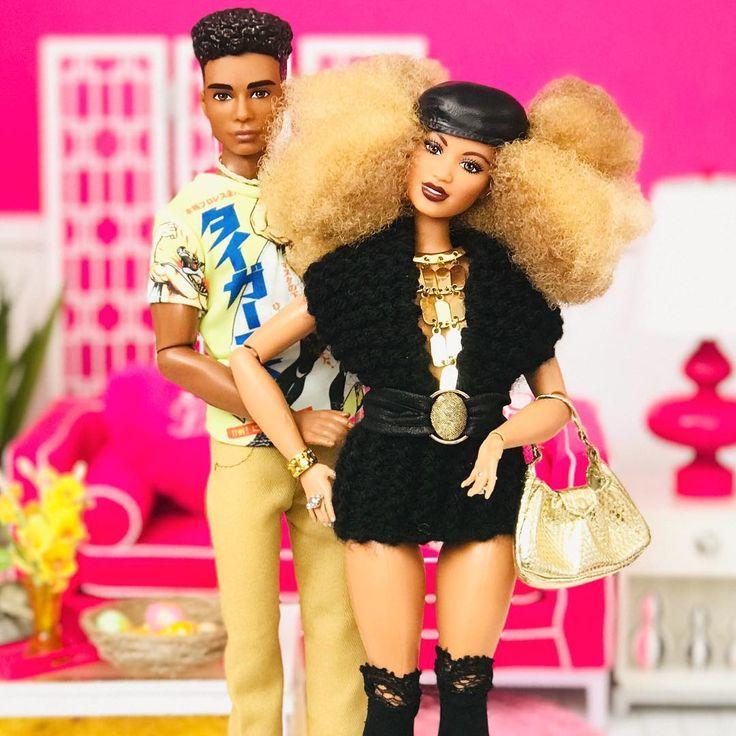 Gay Parisienne Barbie Doll Reproduction Nib