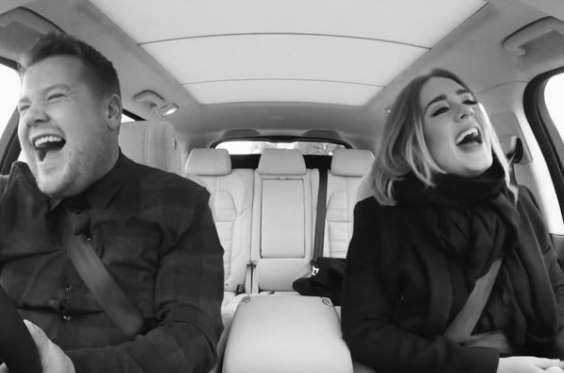 Adele has got as much rhythm as she has rasp when it comes to her vocal chops -- as she proved durin... - @adele/Instagram