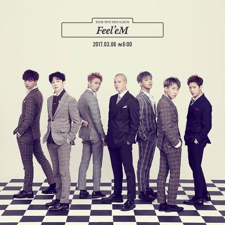 btob 2017 comeback teaser, btob feelem teaser, btob kpop profile member, btob 2017 comeback