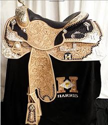 Harris saddle!
