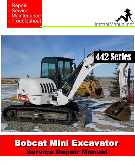 24 best bobcat mini excavator service manual pdf images on. Black Bedroom Furniture Sets. Home Design Ideas