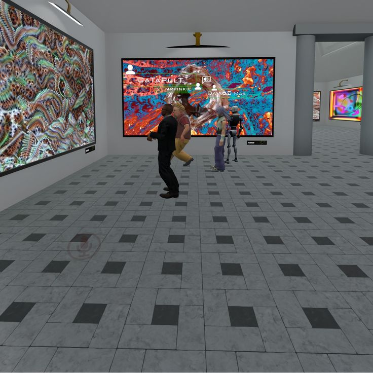 Godfrey Meyer III: Building a World Class Art Gallery in VR
