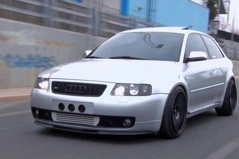 Audi S3  http://goo.gl/hUQCl1