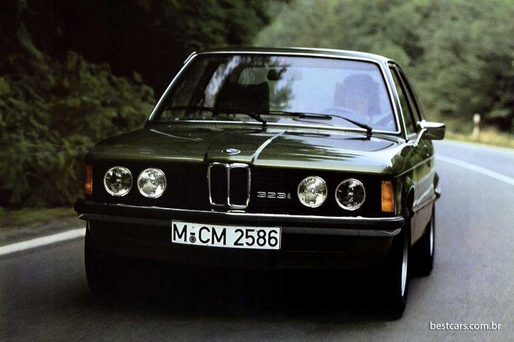 BMW Série 3 faz 40 anos; veja sua história em um álbum