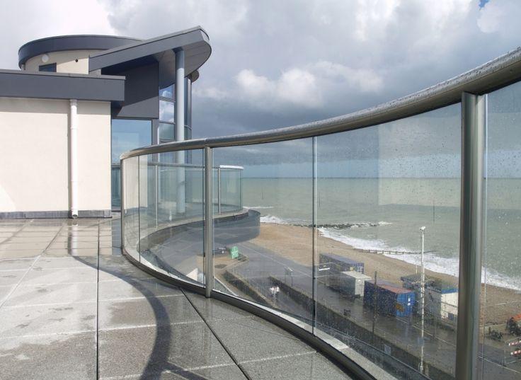 Best 28 Best Glass Balconies Balustrades Images On Pinterest 400 x 300
