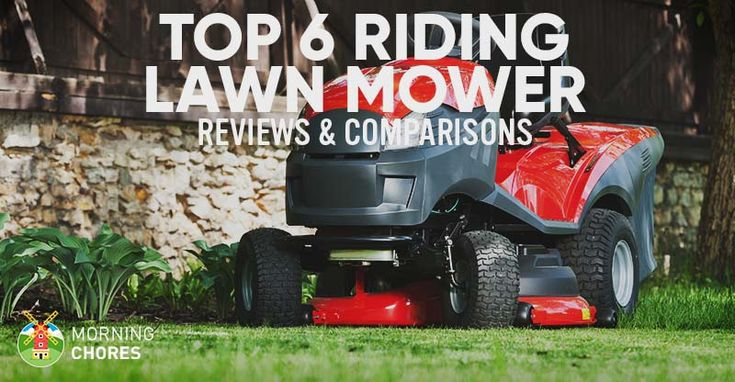Looking for a lawn mower you can ride on to make your landscaping job easier? Read our reviews for the best riding lawn mower that is worth the money.